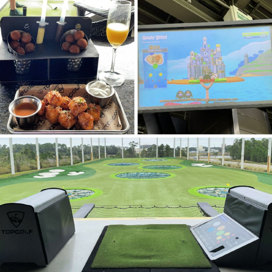 TOPGOLF THINGS FOR MILLENNIALS TO DO IN ORLANDO